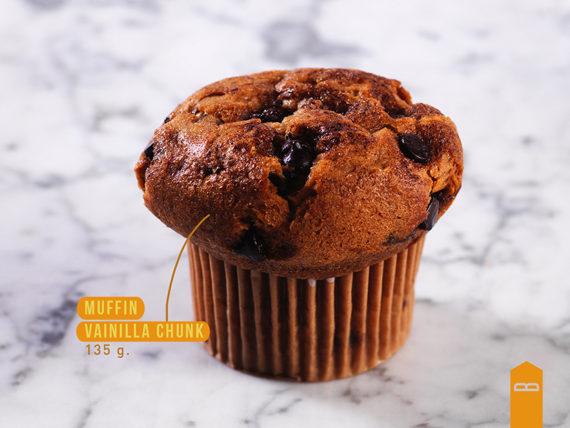 Muffin Vainilla Chunk