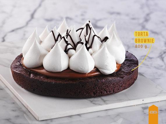 Torta Bownie